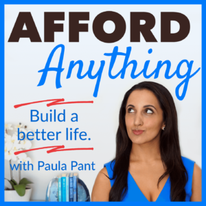 Finance Podcasts Afford Anything