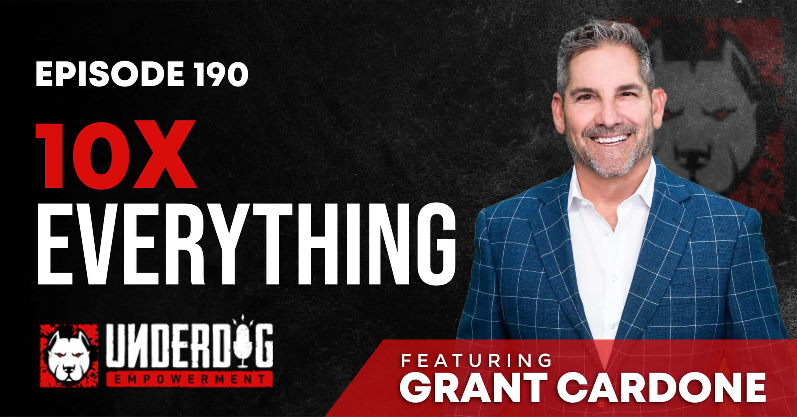 Grant Cardone Podblade