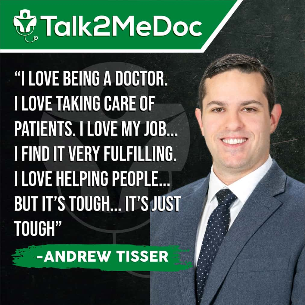 Podblade Talk2MeDoc Andrew Tisser 1 Quote Card