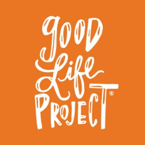 The Good Life Project podcast logo
