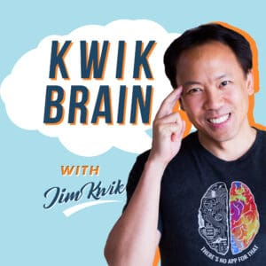Kwik Brain Podcast logo