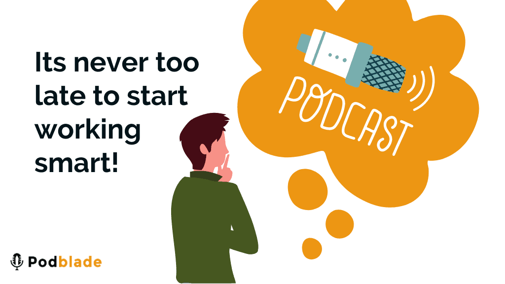 whitelabel podcast editing by podblade